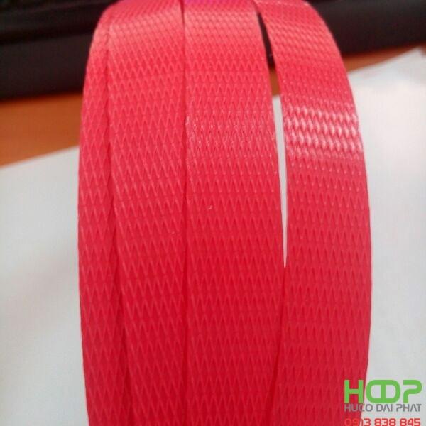 Dây nhựa PP màu đỏ