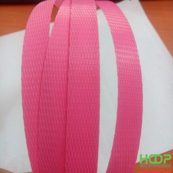 Dây nhựa PP màu hồng