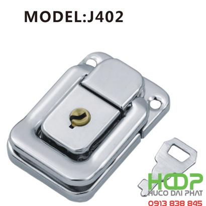 Khóa hộp inox J402
