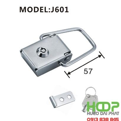 Khóa hộp inox J601