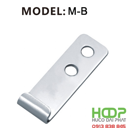 Khóa hộp inox M-B